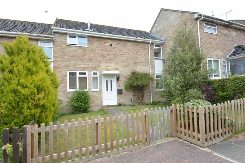 3 Bedrooms Terraced House for sale in Worrell Square, Andover