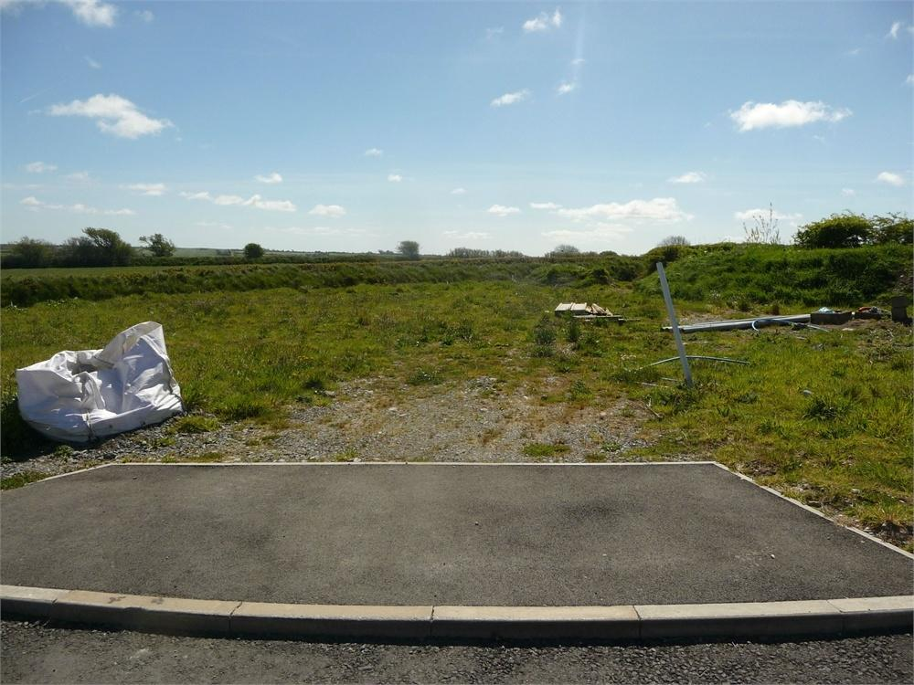 Plot Commercial for sale in Plot 1 Bro Dewi, Puncheston, Haverfordwest, Pembrokeshire