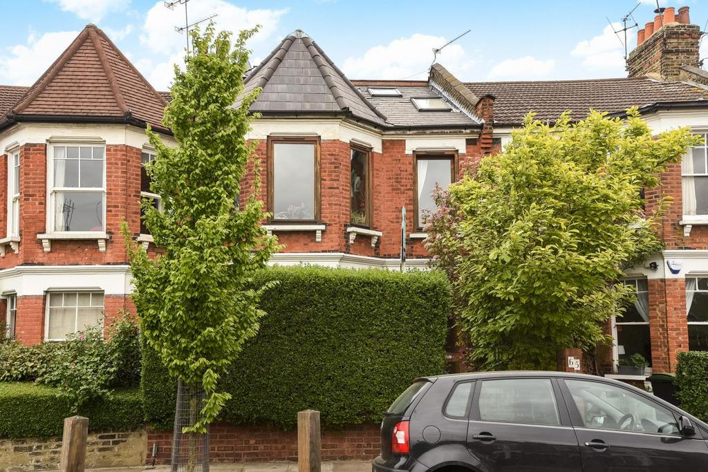 2 Bedrooms Flat for sale in Crescent Road, Alexandra Park, N22
