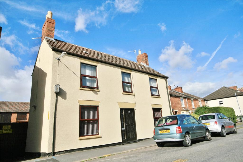 3 Bedrooms Detached House for sale in Dudley Road, Grantham, NG31