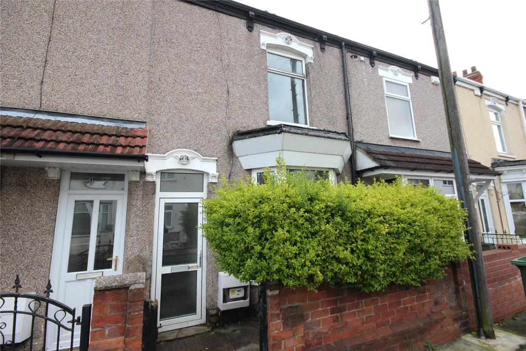 3 Bedrooms Terraced House for sale in Rowston Street, Cleethorpes, DN35