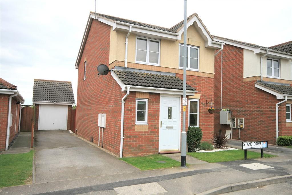 3 Bedrooms Detached House for sale in Stane Drive, Bracebridge Heath, LN4