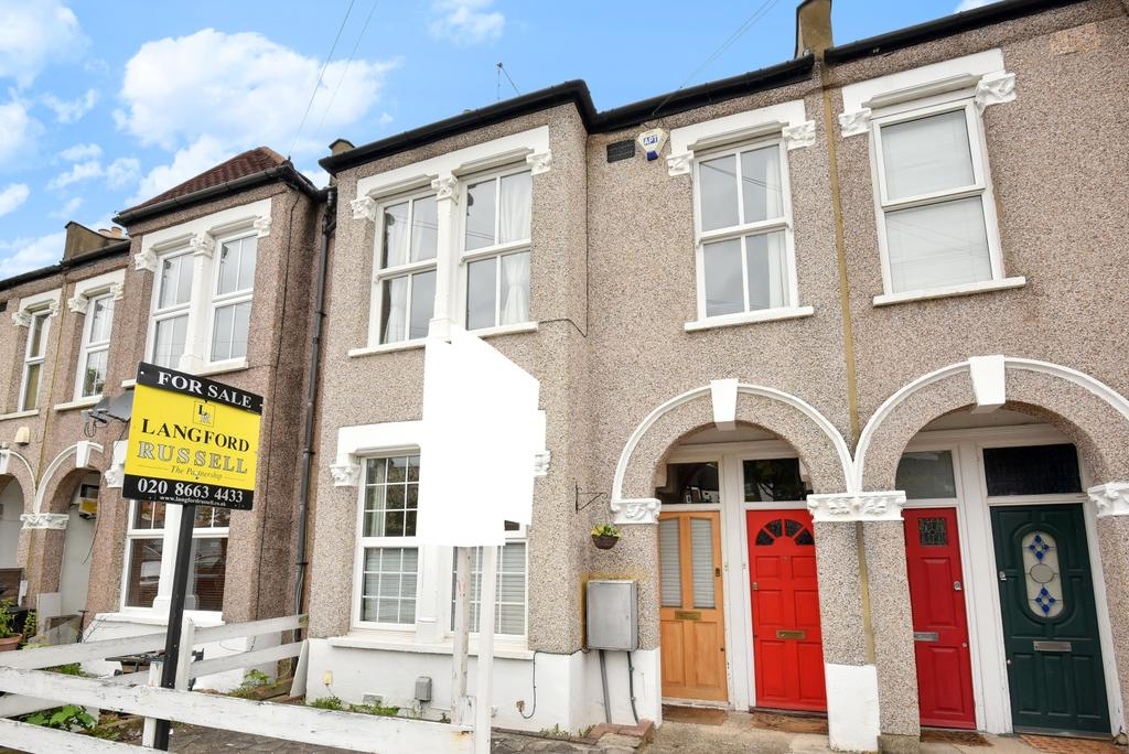 2 Bedrooms Maisonette Flat for sale in Blandford Road Beckenham BR3