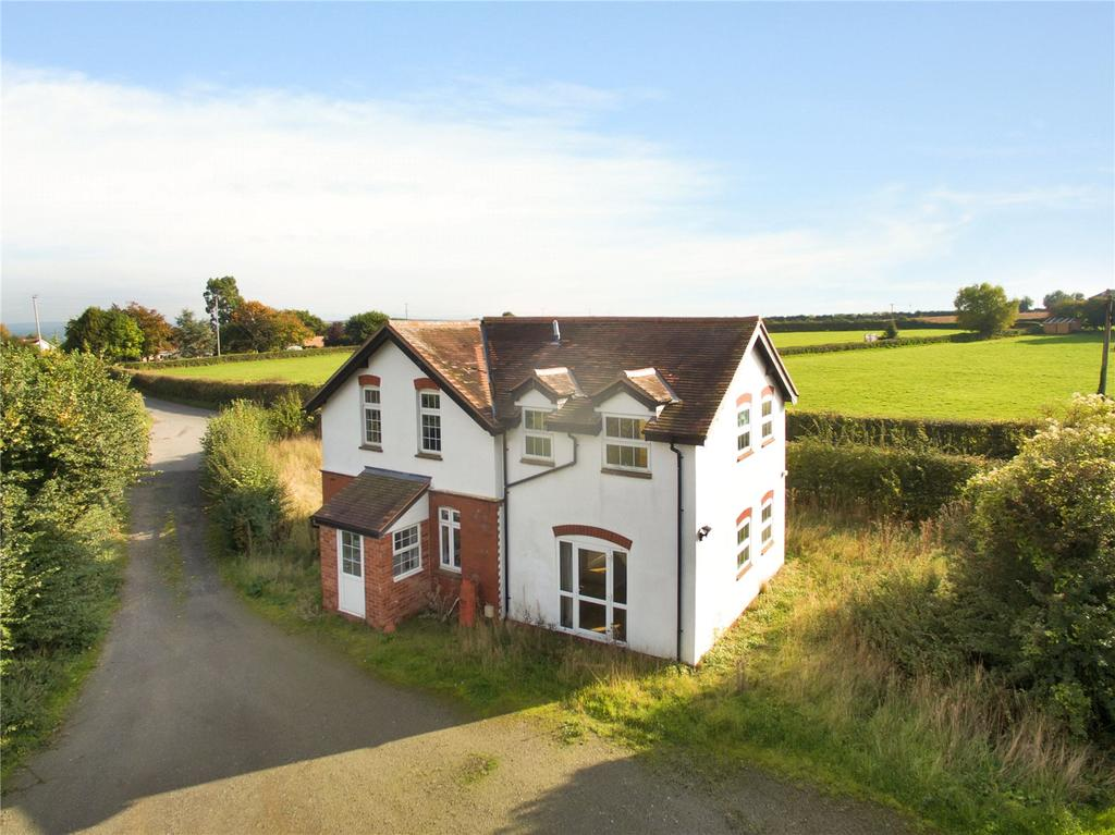4 Bedrooms House for sale in Burghill, Hereford