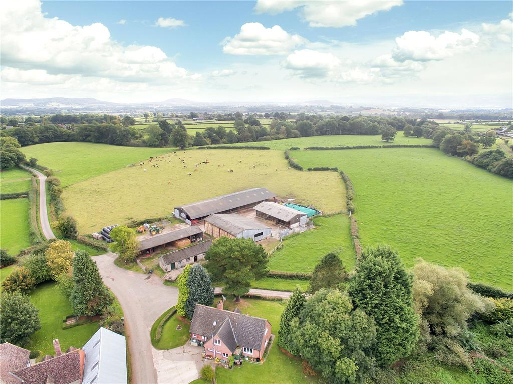 3 Bedrooms House for sale in Almeley, Hereford