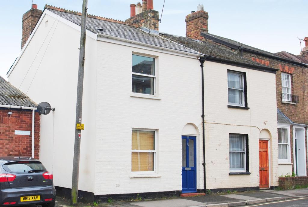 2 Bedrooms Terraced House for sale in Queen Street, Taunton