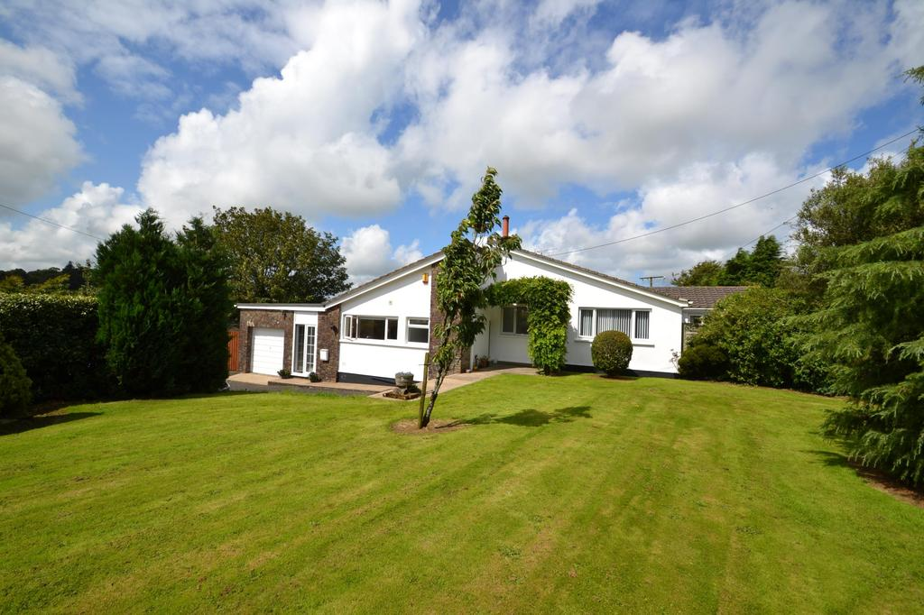 3 Bedrooms Bungalow for sale in East Putford, Holsworthy