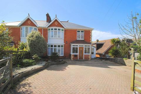 4 bedroom semi-detached house for sale - St. Brannocks Park Road, Ilfracombe