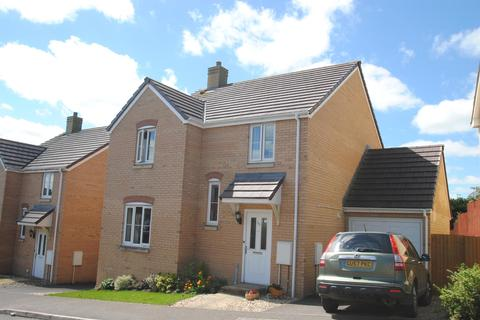 4 bedroom detached house for sale - Nadder Meadow, South Molton