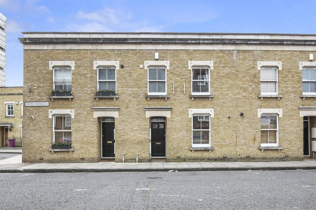 2 Bedrooms House for sale in Twine Terrace, Ropery Street, London, E3