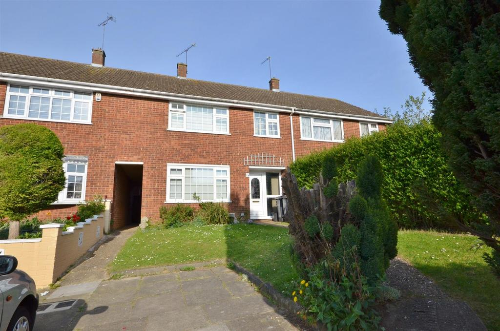 3 Bedrooms Terraced House for sale in Gelding Close