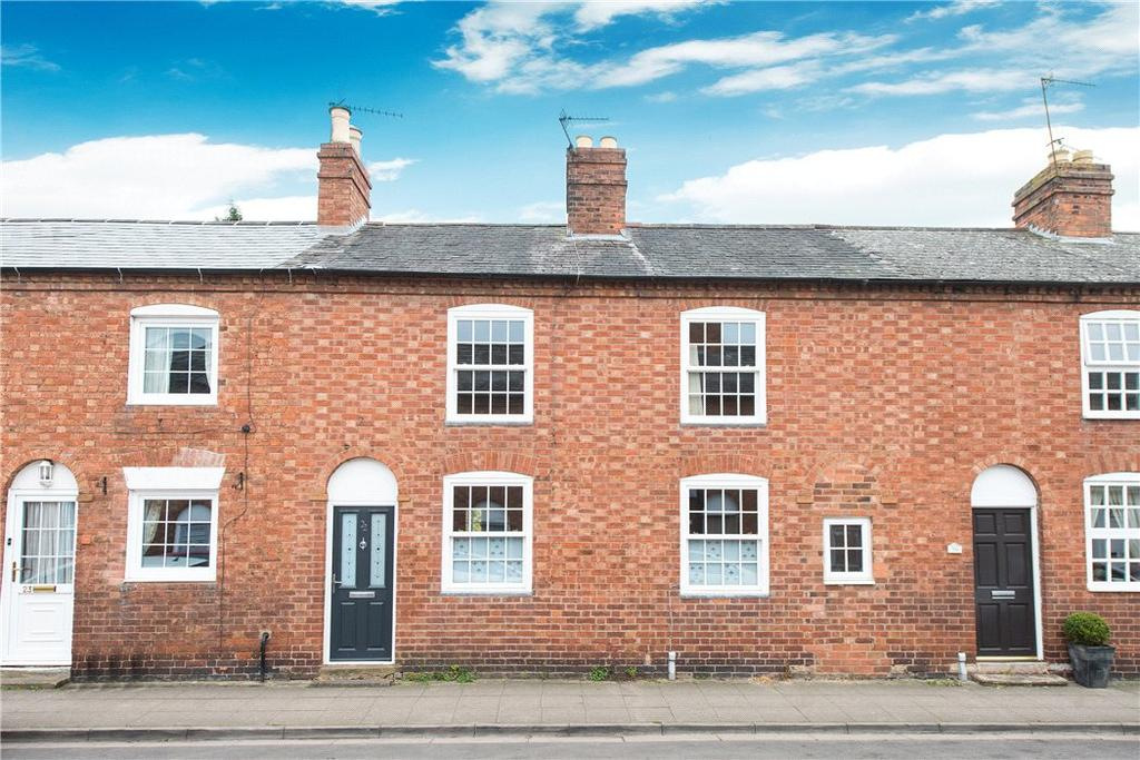 4 Bedrooms Terraced House for sale in Bull Street, Stratford-upon-Avon, CV37