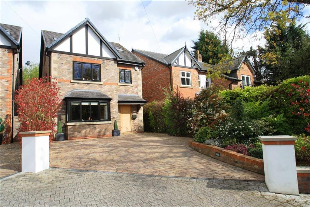 6 Bedrooms Detached House for sale in Gravel Lane, Wilmslow