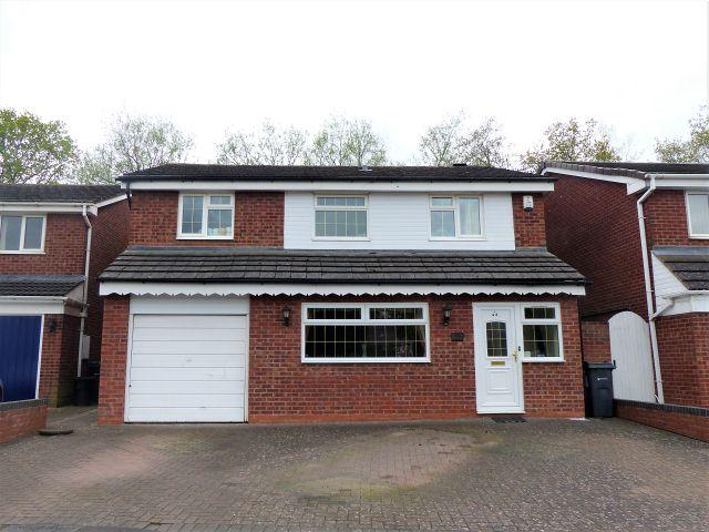 4 Bedrooms Detached House for sale in Sunningdale Close,Handsworth Wood,Birmingham
