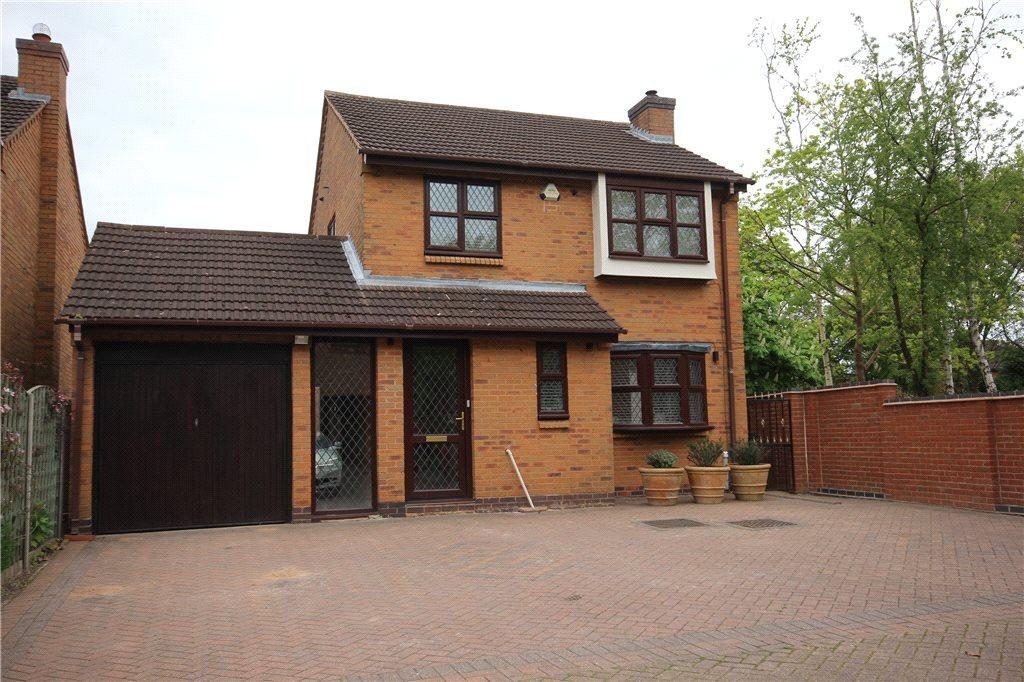 3 Bedrooms Detached House for sale in Lakeside Drive, Shirley, Solihull, West Midlands, B90