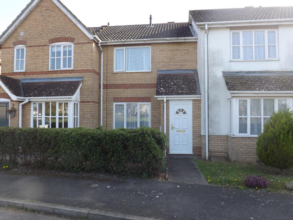 2 Bedrooms Terraced House for sale in Whitemill Road, Chatteris