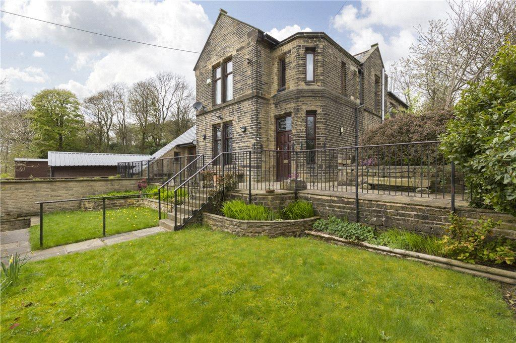 5 Bedrooms Unique Property for sale in Station House, Station Road, Denholme, Bradford