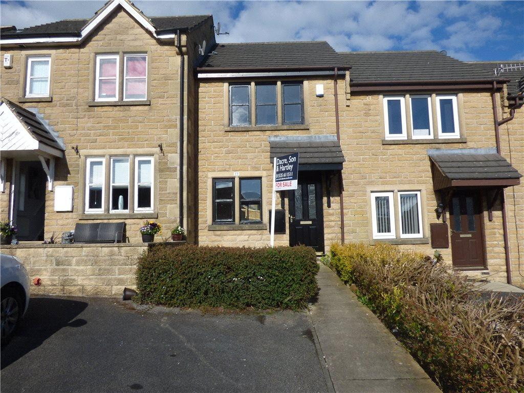 2 Bedrooms Town House for sale in Bramley Close, Oakworth, Keighley, West Yorkshire