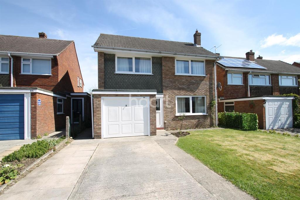 3 Bedrooms Detached House for sale in Upper Stratton