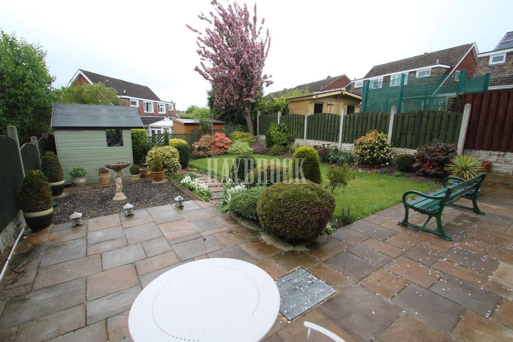 Medlock Crescent Handsworth 4 Bed Detached House For Sale