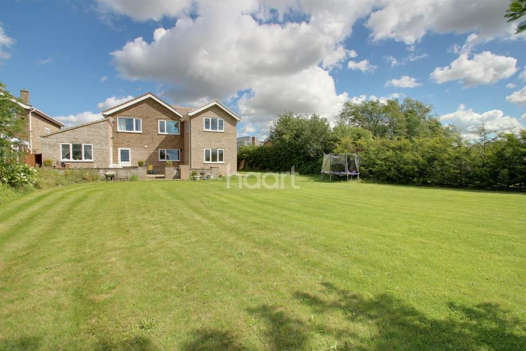 5 Bedrooms Detached House for sale in Barton Close, Witchford