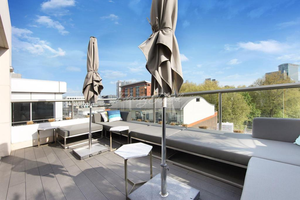 2 Bedrooms Flat for sale in Featherstone Street, EC1Y
