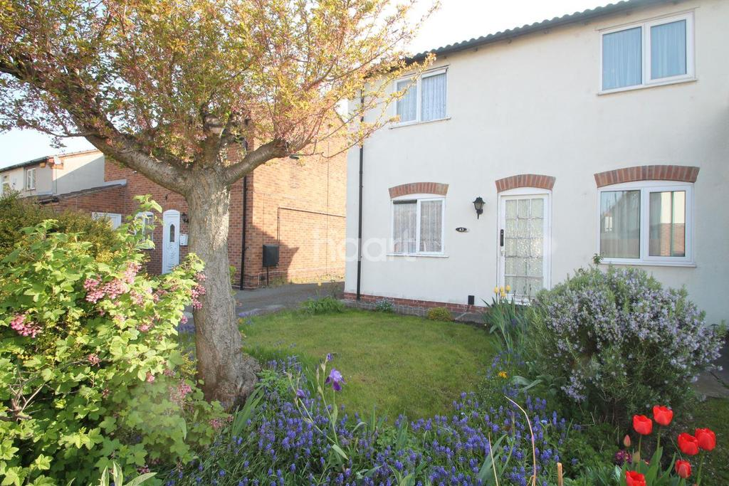 2 Bedrooms Semi Detached House for sale in Castlefields, Meadows