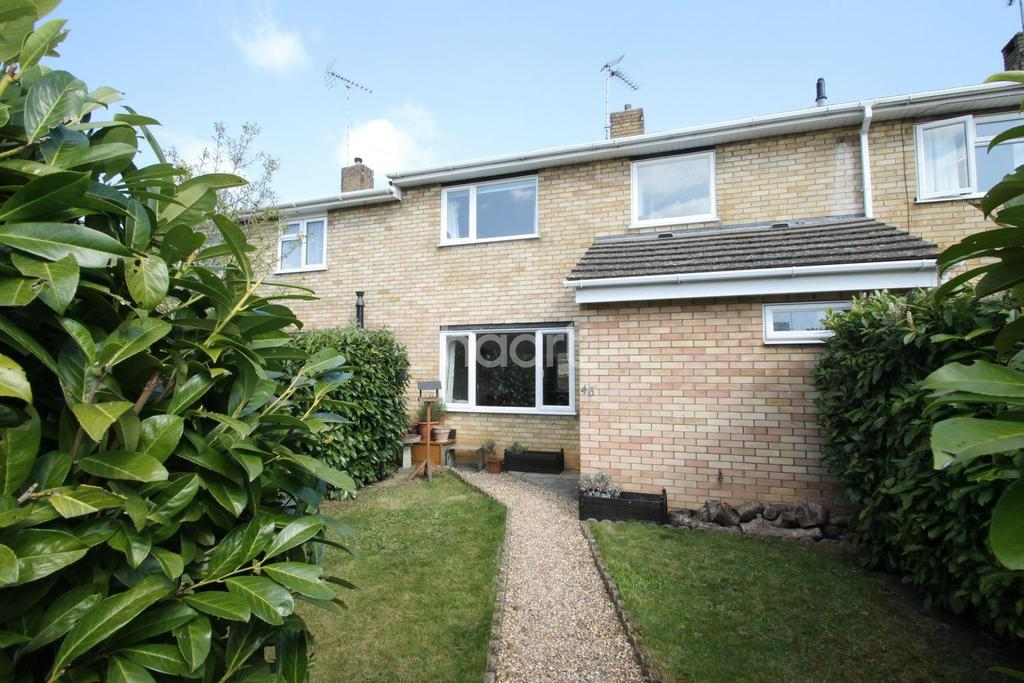 3 Bedrooms Terraced House for sale in Mcintyre Walk, Bury St Edmunds