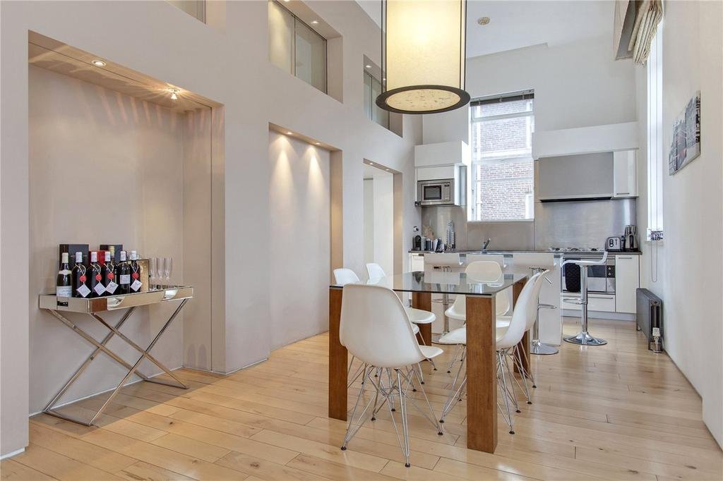 2 Bedrooms Flat for sale in The Yoo Building, Hall Road, St John's Wood, London, NW8