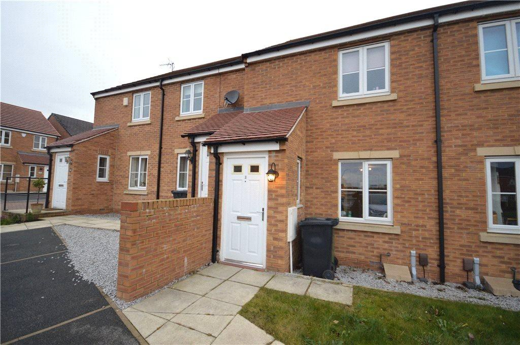 2 Bedrooms Town House for sale in St. Benedict Mews, Leeds, West Yorkshire