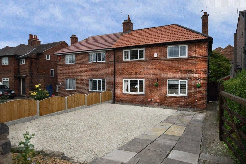 3 Bedrooms Semi Detached House for sale in Barnsley Road, Wakefield, West Yorkshire
