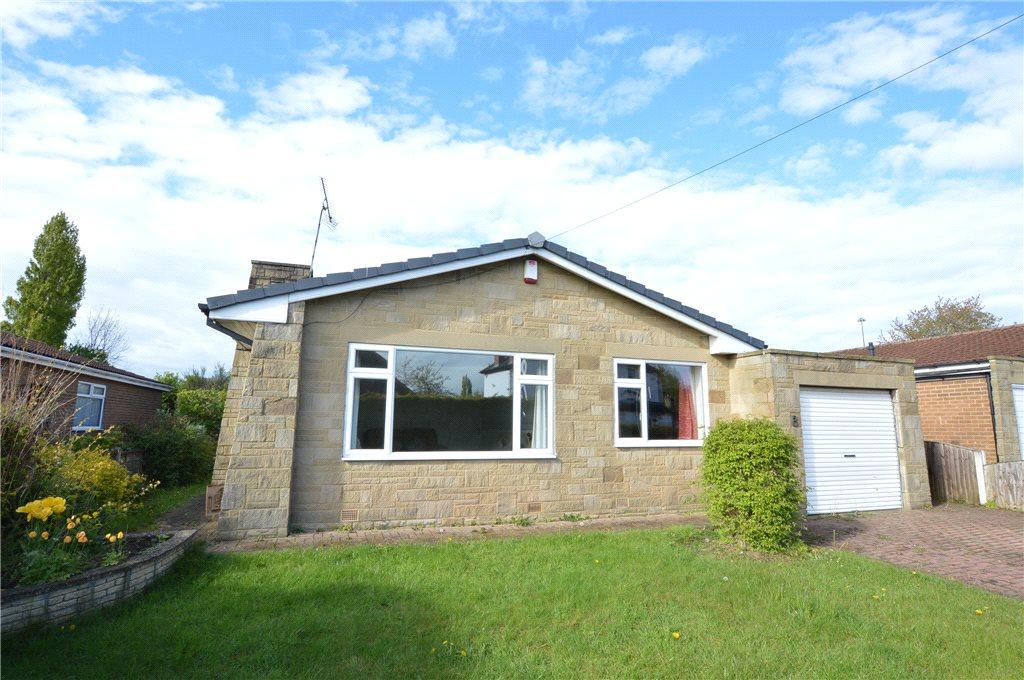 3 Bedrooms Detached Bungalow for sale in Ninelands Spur, Garforth, Leeds, West Yorkshire