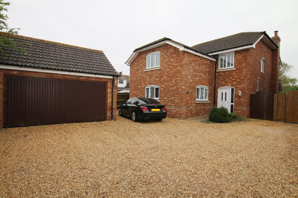 4 Bedrooms Detached House for sale in Meadow Way South, Wimblington, March