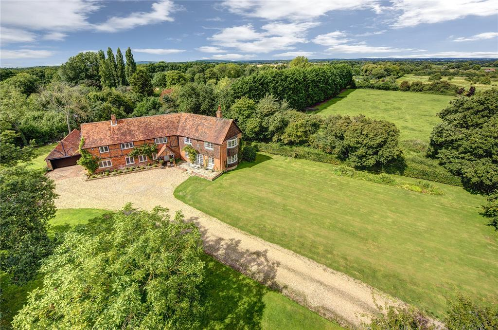 6 Bedrooms Detached House for sale in Sheepcote Lane, Paley Street, Nr Maidenhead, Berkshire