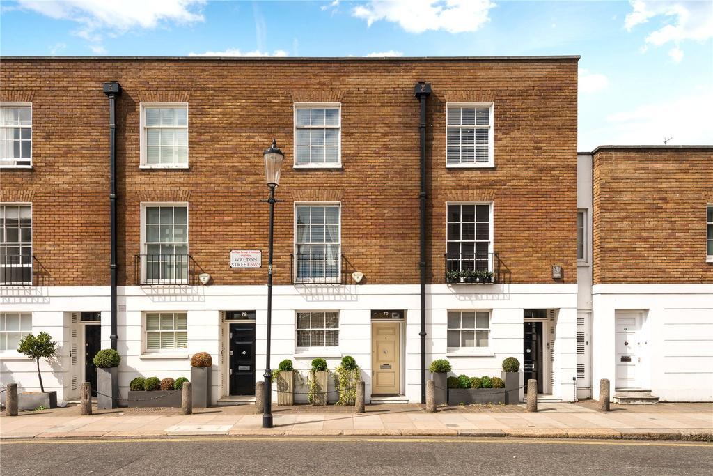 4 Bedrooms Terraced House for sale in Walton Street, London