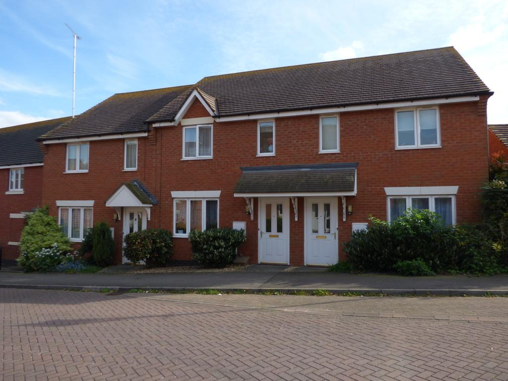 2 Bedrooms Terraced House for sale in The Sidings, Shipston On Stour