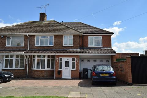 5 bedroom semi-detached house for sale - Earlswood Road, Evington, Leicester