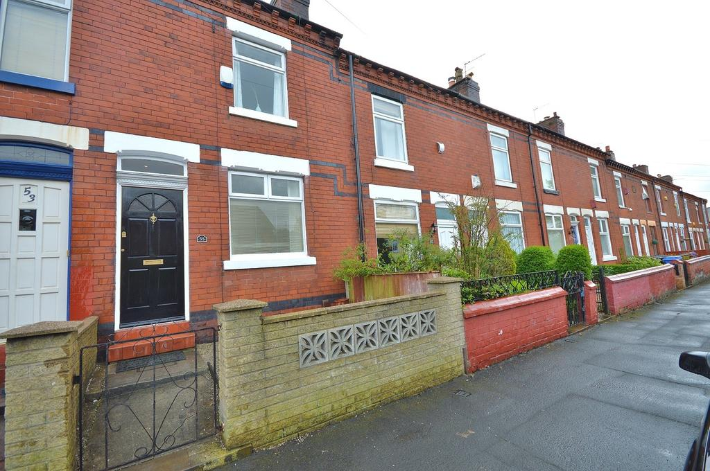 2 Bedrooms Terraced House for sale in All Saints' Road, Heaton Norris