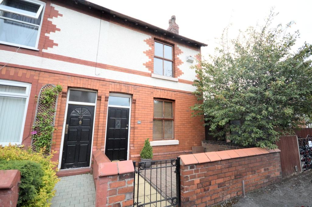 2 Bedrooms End Of Terrace House for sale in Powell Street, Latchford
