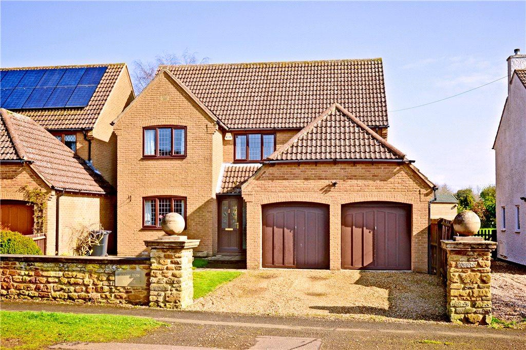 4 Bedrooms Detached House for sale in Walgrave Road, Old, Northamptonshire
