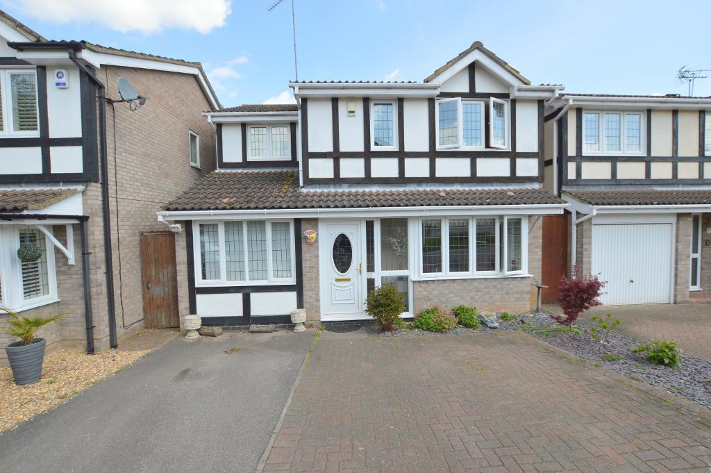 4 Bedrooms Detached House for sale in Rylands Heath, Wigmore, Luton, Bedfordshire, LU2 8TZ