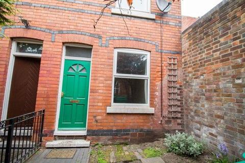 2 bedroom end of terrace house to rent - Stanley Avenue, Forest fields, Nottingham, NG7 6PU