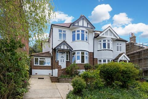 4 bedroom semi-detached house to rent - Duncombe Hill, SE23