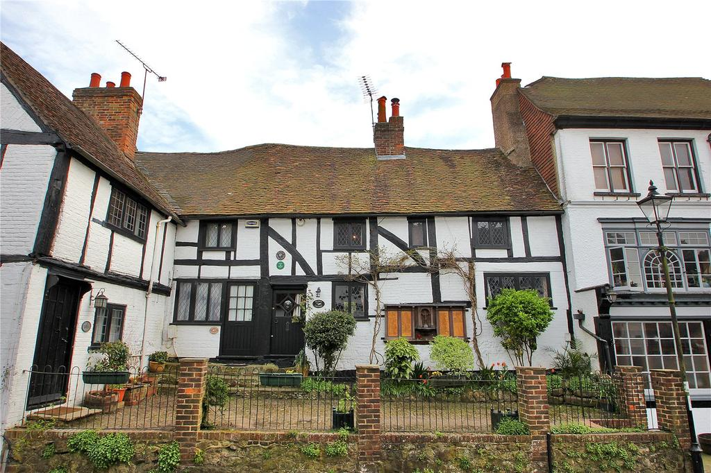 3 Bedrooms Terraced House for sale in High Street, Old Oxted, Surrey, RH8