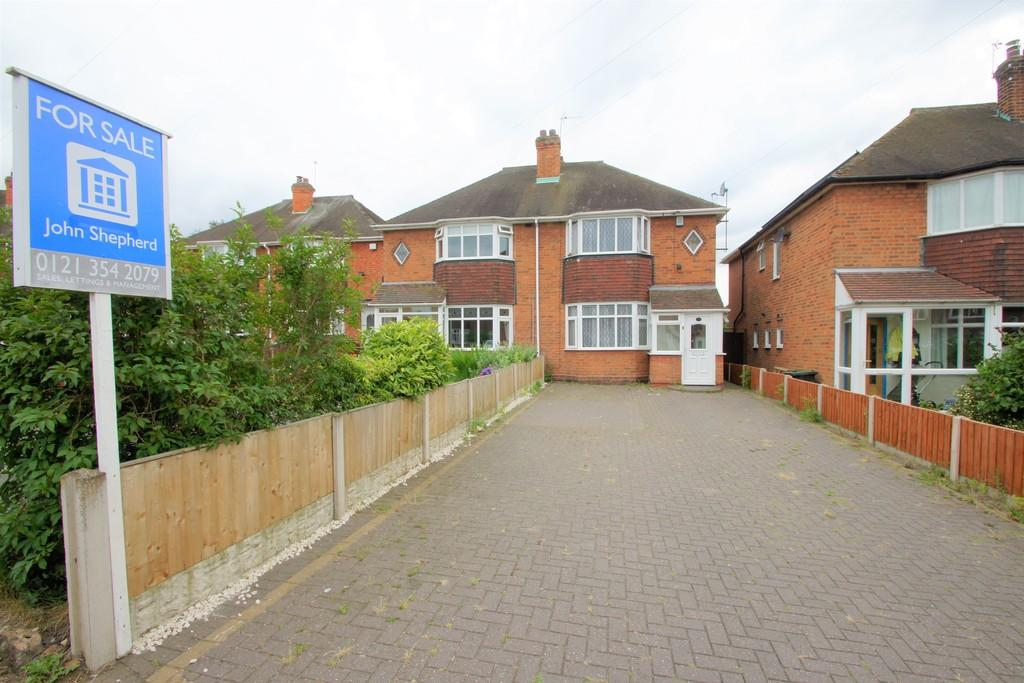 2 Bedrooms Semi Detached House for sale in Wakefield Grove, Water Orton