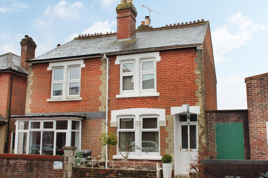 2 Bedrooms End Of Terrace House for sale in St Catherines Road, Winchester, SO23