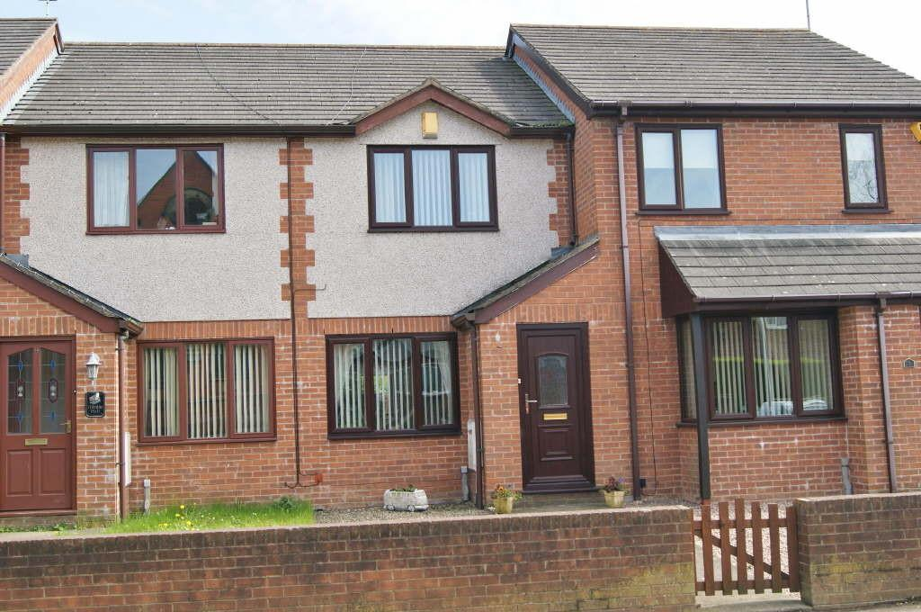 2 Bedrooms Terraced House for sale in Ruabon, Wrexham
