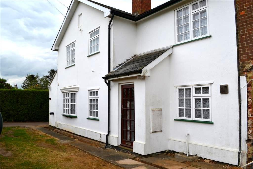 2 Bedrooms Cottage House for sale in Everton Road, The Heath, Gamlingay, Bedfordshire, SG19