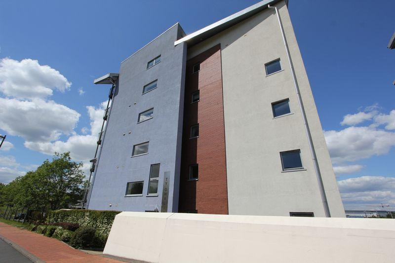 2 Bedrooms Apartment Flat for sale in Ty Gwalia, Penarth Marina