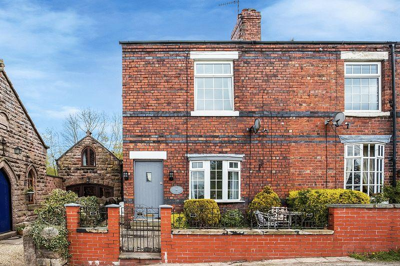 3 Bedrooms Terraced House for sale in Weathercock Lane, Congleton